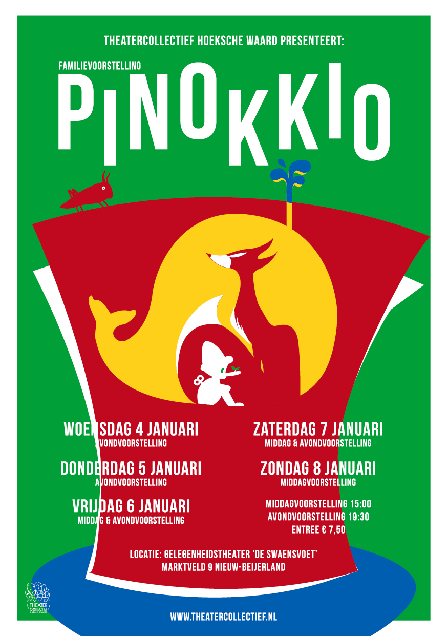 Pinokkio theatercollectief 2016 A5